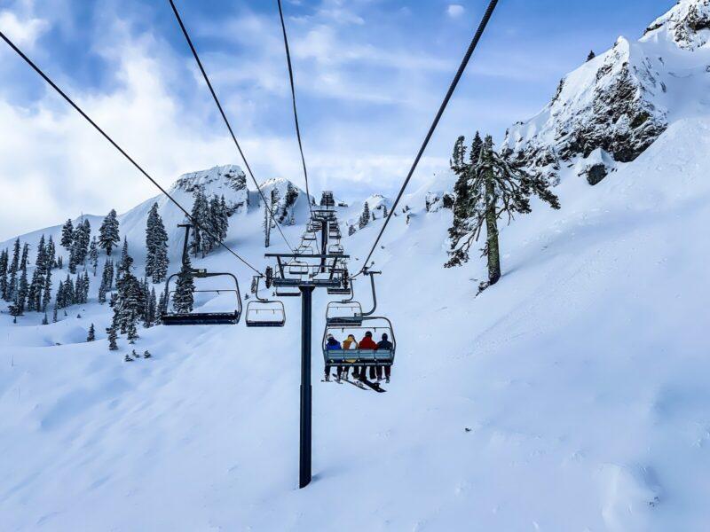 1 Day Ski Lift Ticket Savings Whitefish Mountain Resort Montana