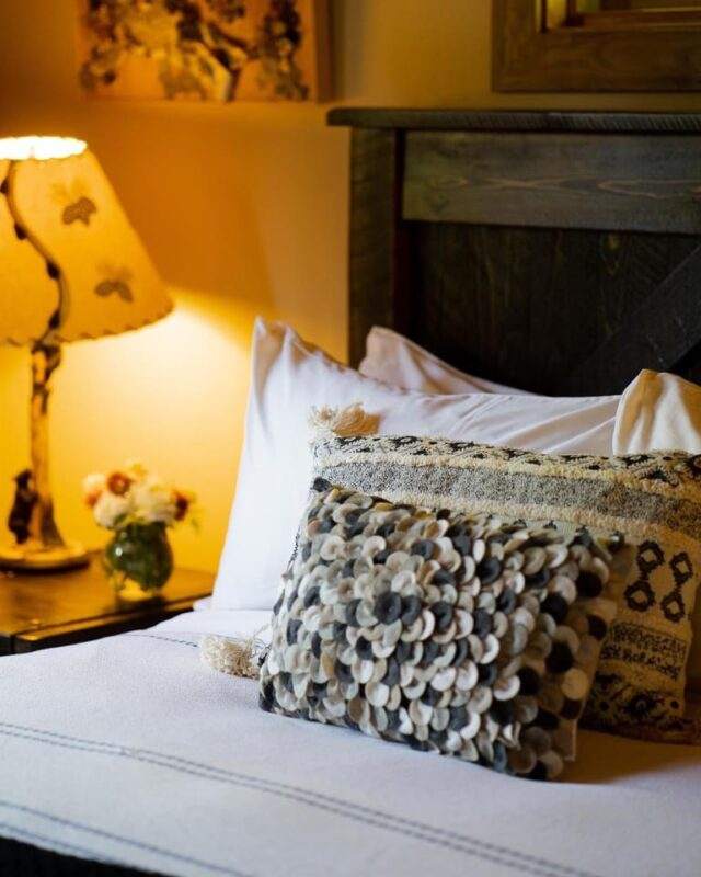 Black Bear Guest Room at Good Medicine Lodge Bed and Breakfast Whitefish Montana
