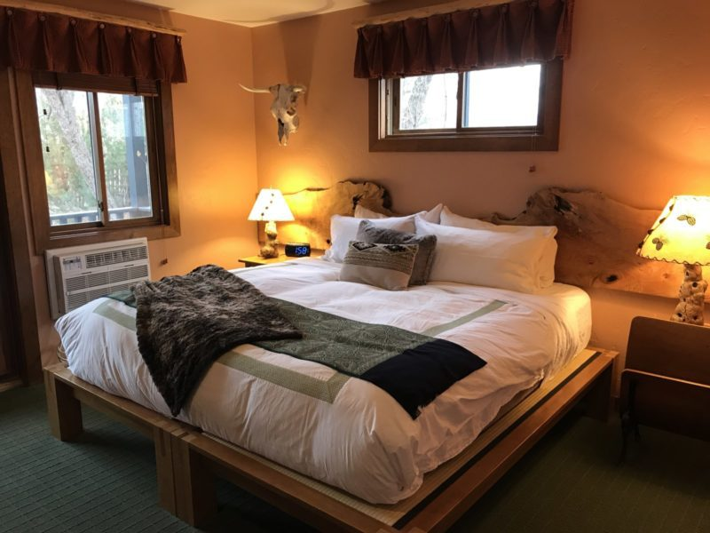 Big Horn Room Good Medicine Lodge Bed and Breakfast Whitefish Montana 01