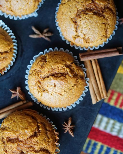Brown Butter Maple Muffins Good Medicine Lodge Bed and Breakfast Whitefish Montana