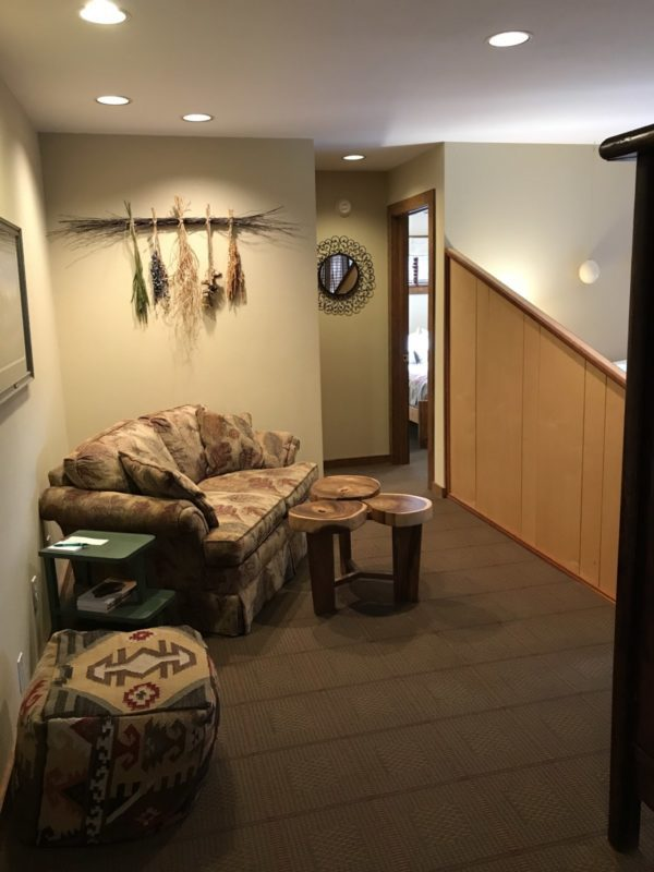 Glacier Suite Good Medicine Lodge Bed and Breakfast Whitefish Montana 03