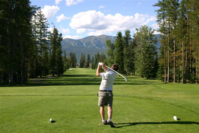 Golf Whitefish Montana Good Medicine Lodge