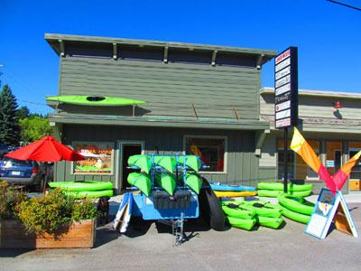 Sea Me Paddle Rentals Whitefish Montana