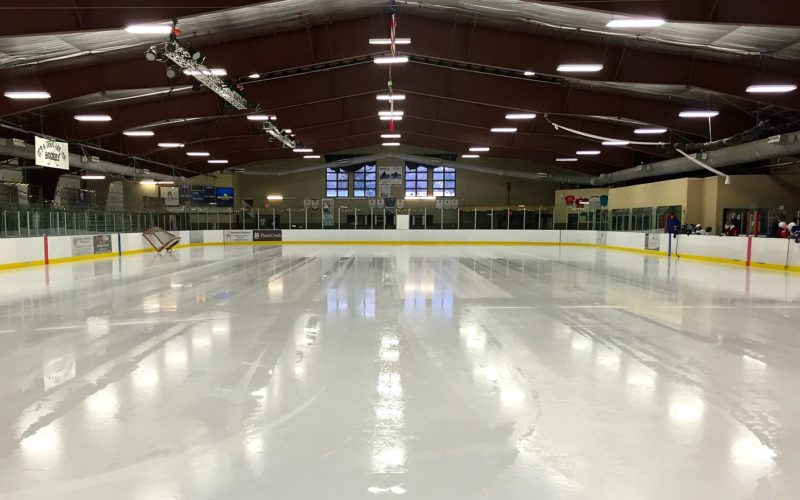 Stumptown Ice Den offers Public Skate and Lessons located right next to Good Medicine Lodge Whitefish Montana