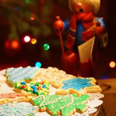 Christmas Cookies Good Medicine Lodge Bed and Breakfast