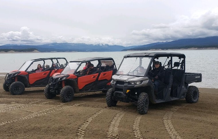 ATV Rentals Near Whitefish Montana In Olney