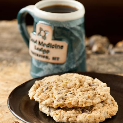 Coffee Cookies Good Medicine Lodge Bed and Breakfast Whitefish Montana