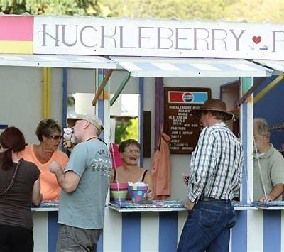 Huckleberry Days Festival Whitefish Montana