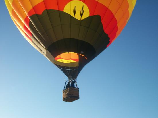 Hot air ballon flights in kalispell and whitefish montana